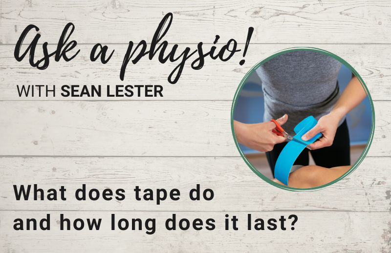 Auckland Physiotherapy Blog Tape