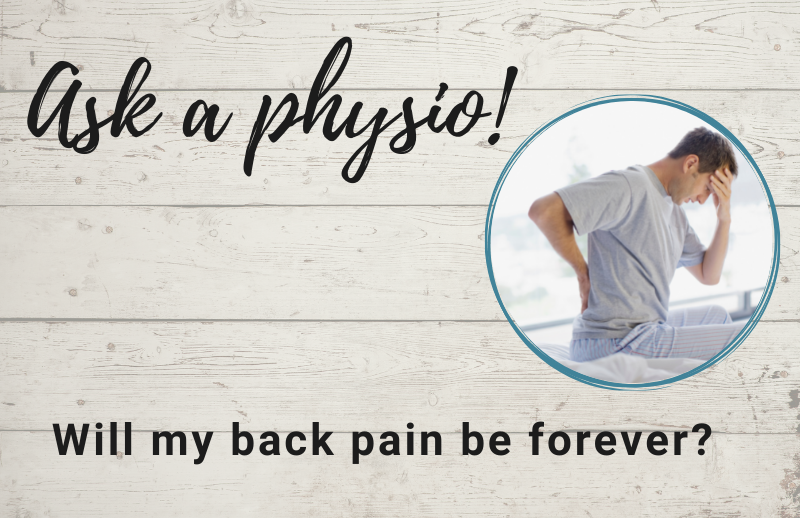 Auckland Physiotherapy Blog Back pain forever