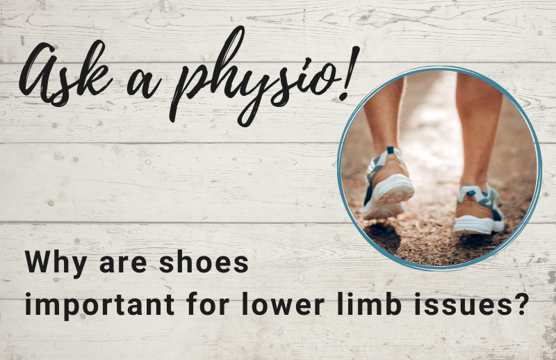 Auckland Physiotherapy Blog Correct Footwear