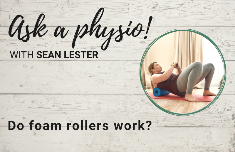 Auckland Physiotherapy Blog Foam Rollers