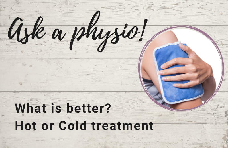 Auckland Physiotherapy Blog Hot or Cold Treatment