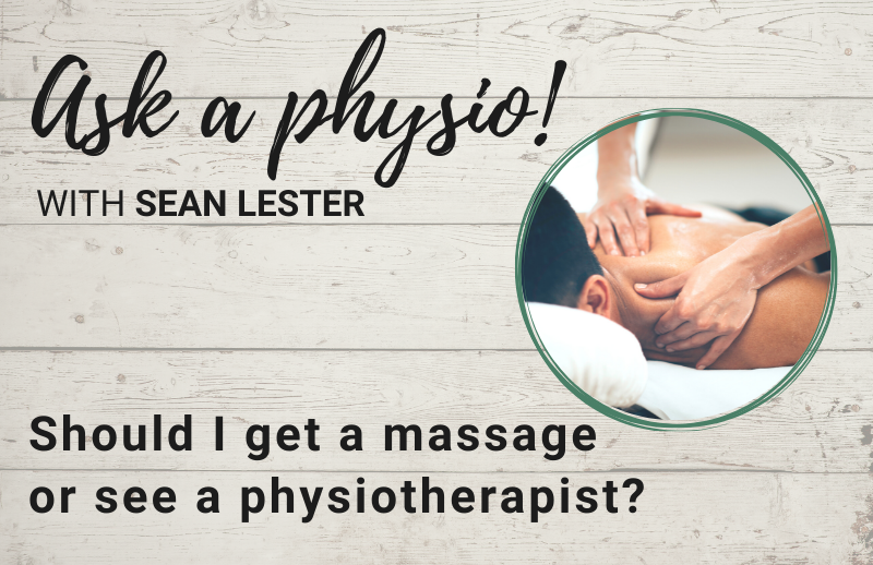 Auckland Physiotherapy Blog Massage or Physio