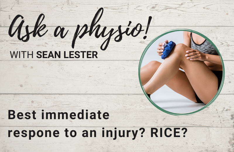 Auckland Physiotherapy Blog RICE
