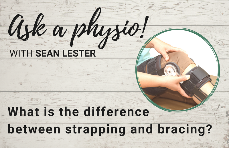 Auckland Physiotherapy Blog Strap or Brace