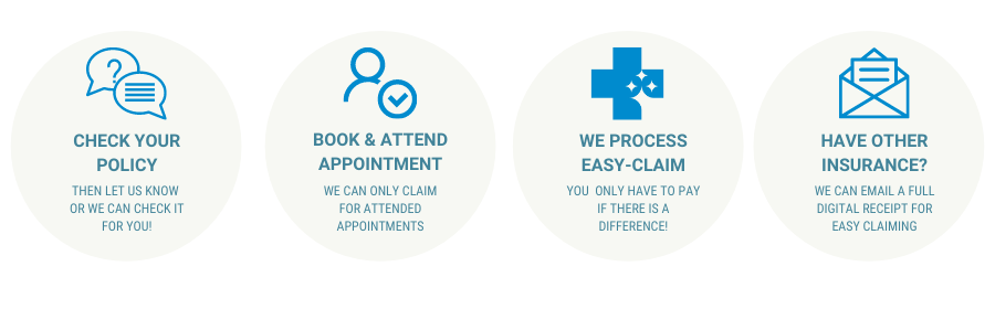 Auckland Physiotherapy Easy Claim with Southern Cross